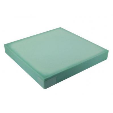 Placa Espuma Azul